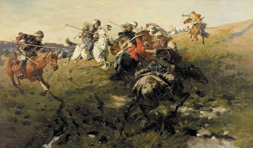 Набеги татар